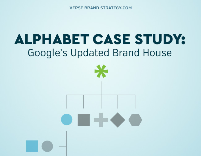 Alphabet's Moving In: Google's Rearranged Brand House