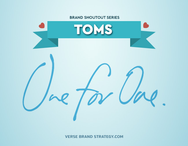 Brand Shout Out: TOMS