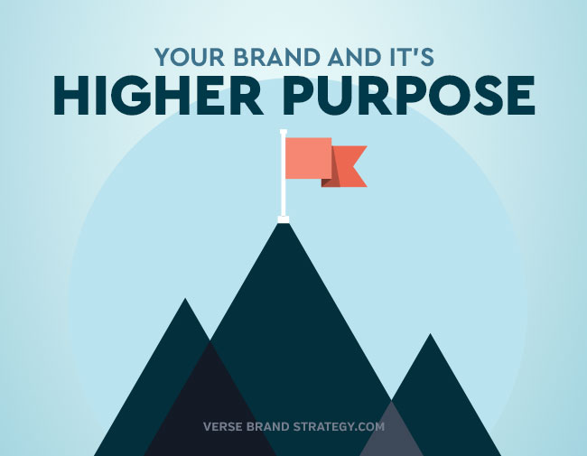 What Higher Purpose Means in Branding
