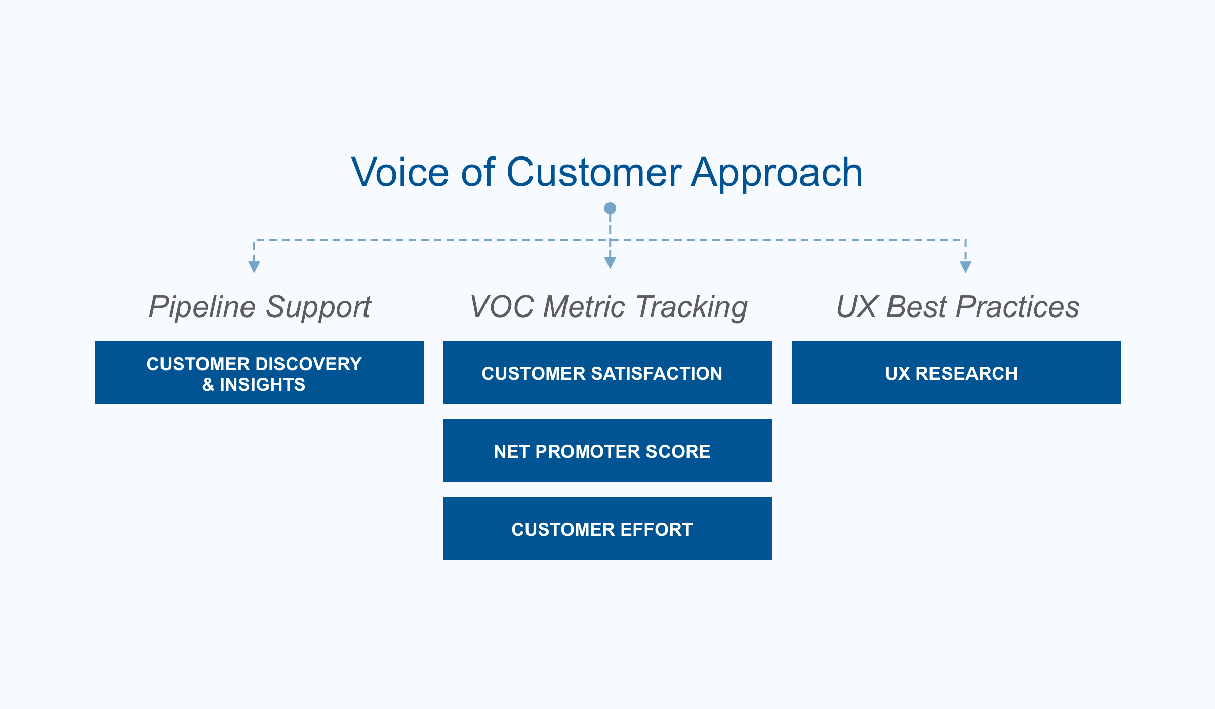 Voice of Customer Approach