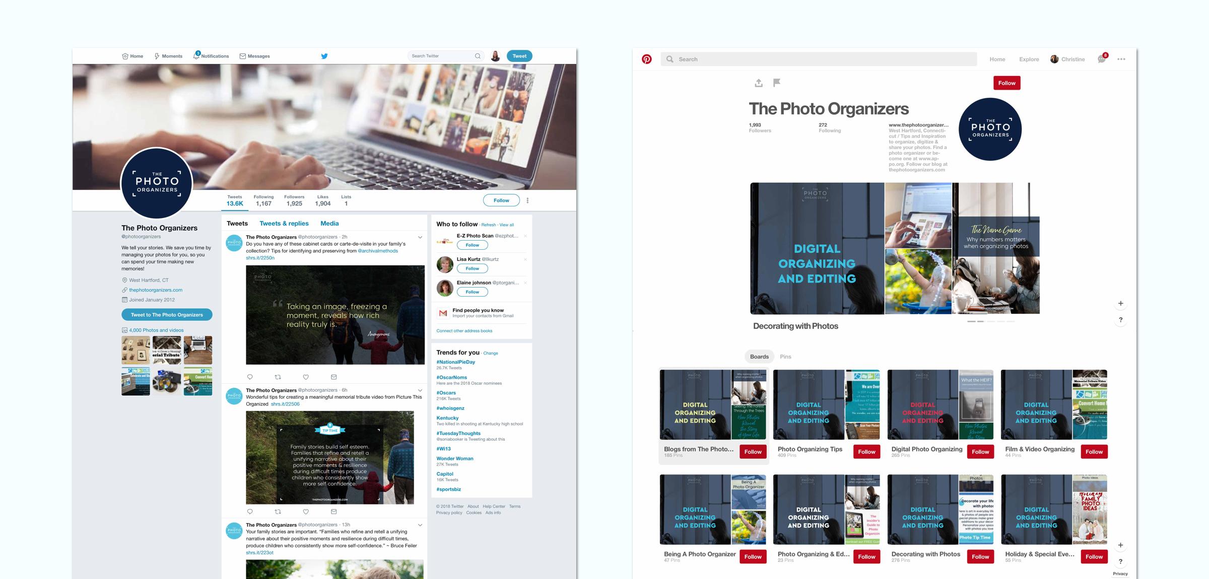 APPO Rebranded Social Media Content